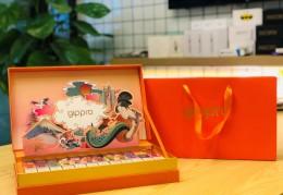 开启温暖冬日,gippro「浮世喜乐」礼盒暖心上市